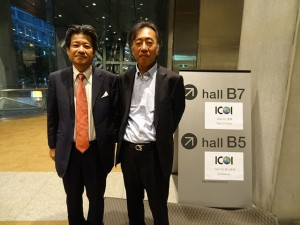 写真左:永田先生